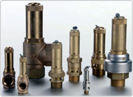 Cryogenic Safety Valves for Gases, Vapours and Fluids Available for Sale