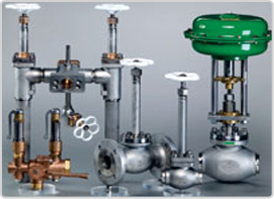 Herose Globe Valves, Control Valves and Check Valves Supplier in India