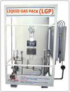 2 and 2.5 Ton Liquid Gas Pack (LGP) or Package Unit